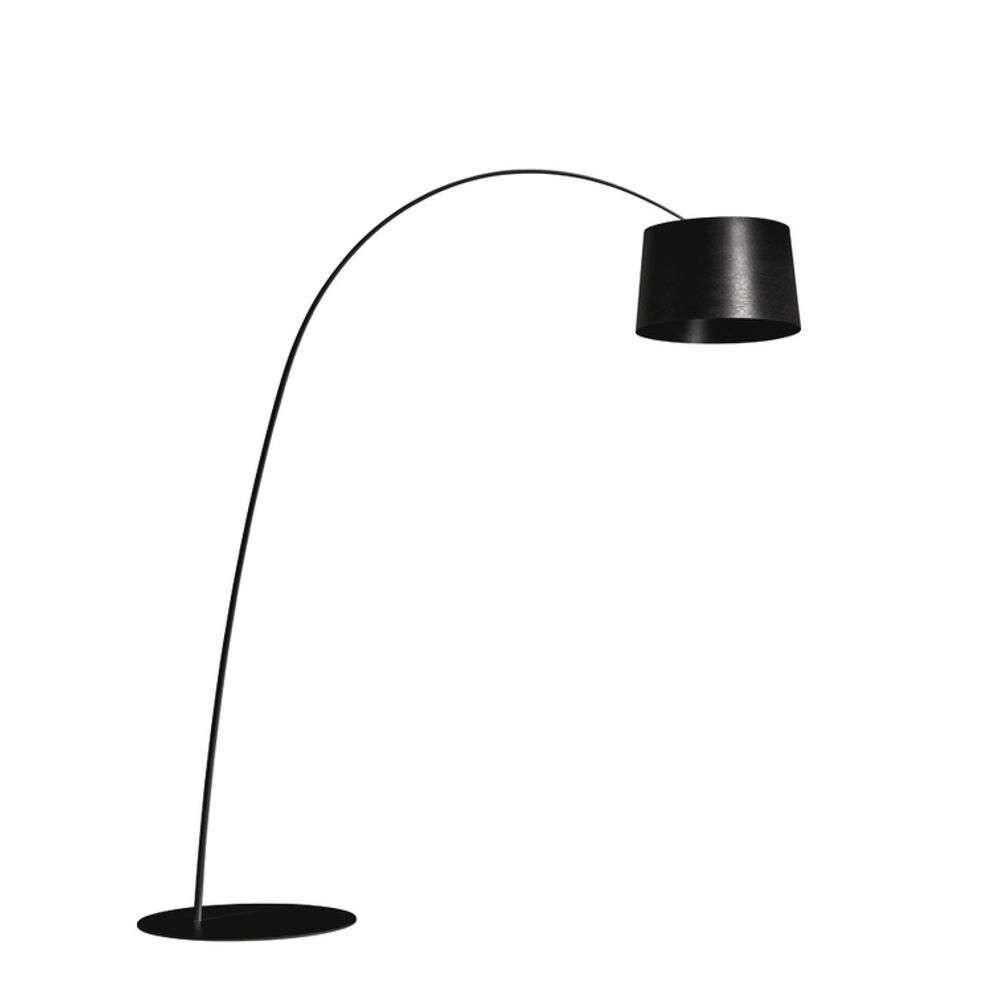 Twiggy LED Gulvlampe Sort – Foscarini