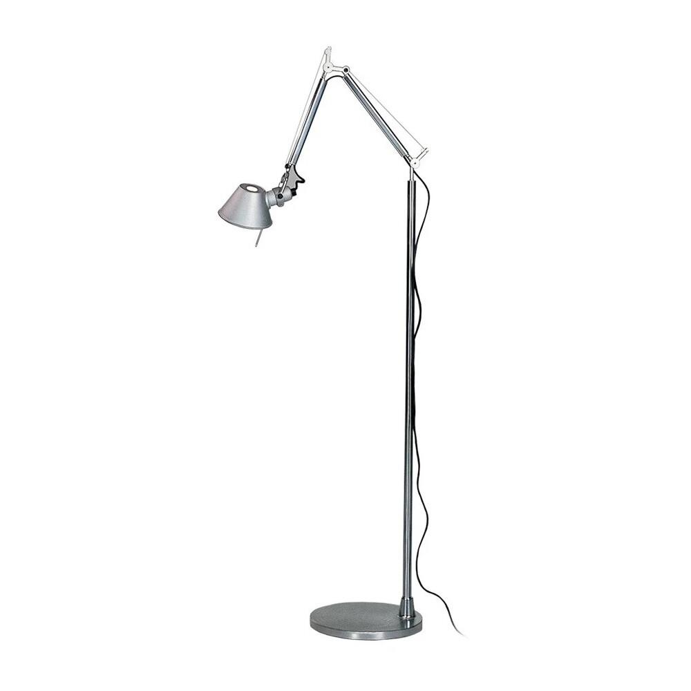 Tolomeo Gulvlampe LED TW Alu – Artemide
