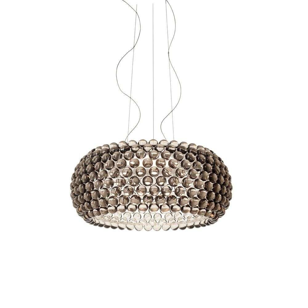 Caboche Plus LED Grande Pendel Dimmable 3,2m Grey – Foscarini