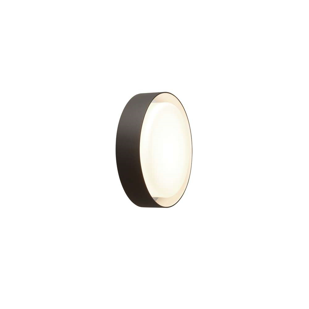Plaff-On Loftlampe/Væglampe Ø33 IP54 Black LED – Marset