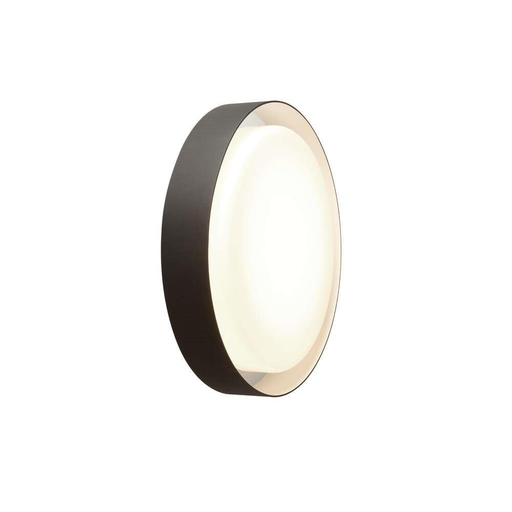 Plaff-On Loftlampe/Væglampe Ø50 IP54 Black LED – Marset