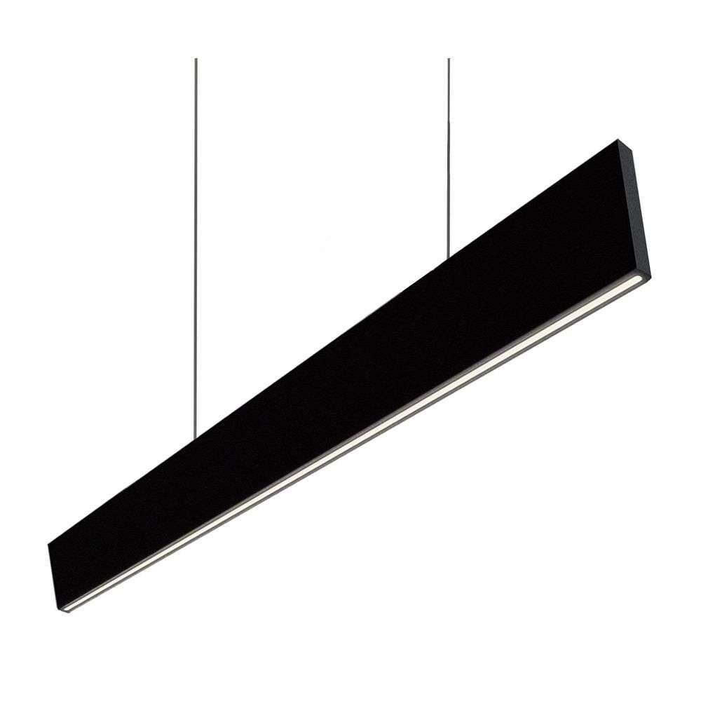 Supreme Long Pendel 150 Sort LED – Antidark