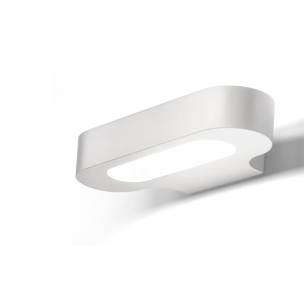 Talo LED 21 Væglampe Hvid – Artemide