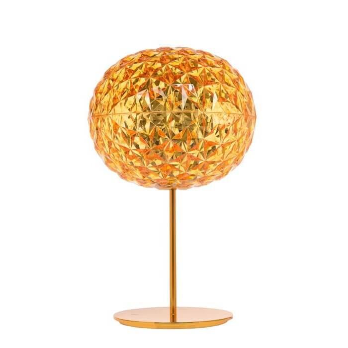 Billede af Planet Bordlampe Large Gul - Kartell