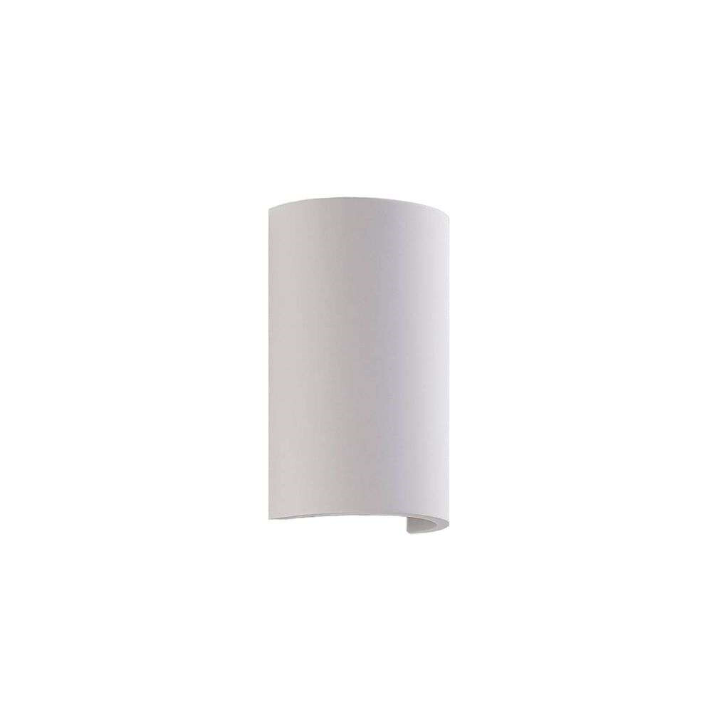Jenke LED Væglampe Cast White – Lindby