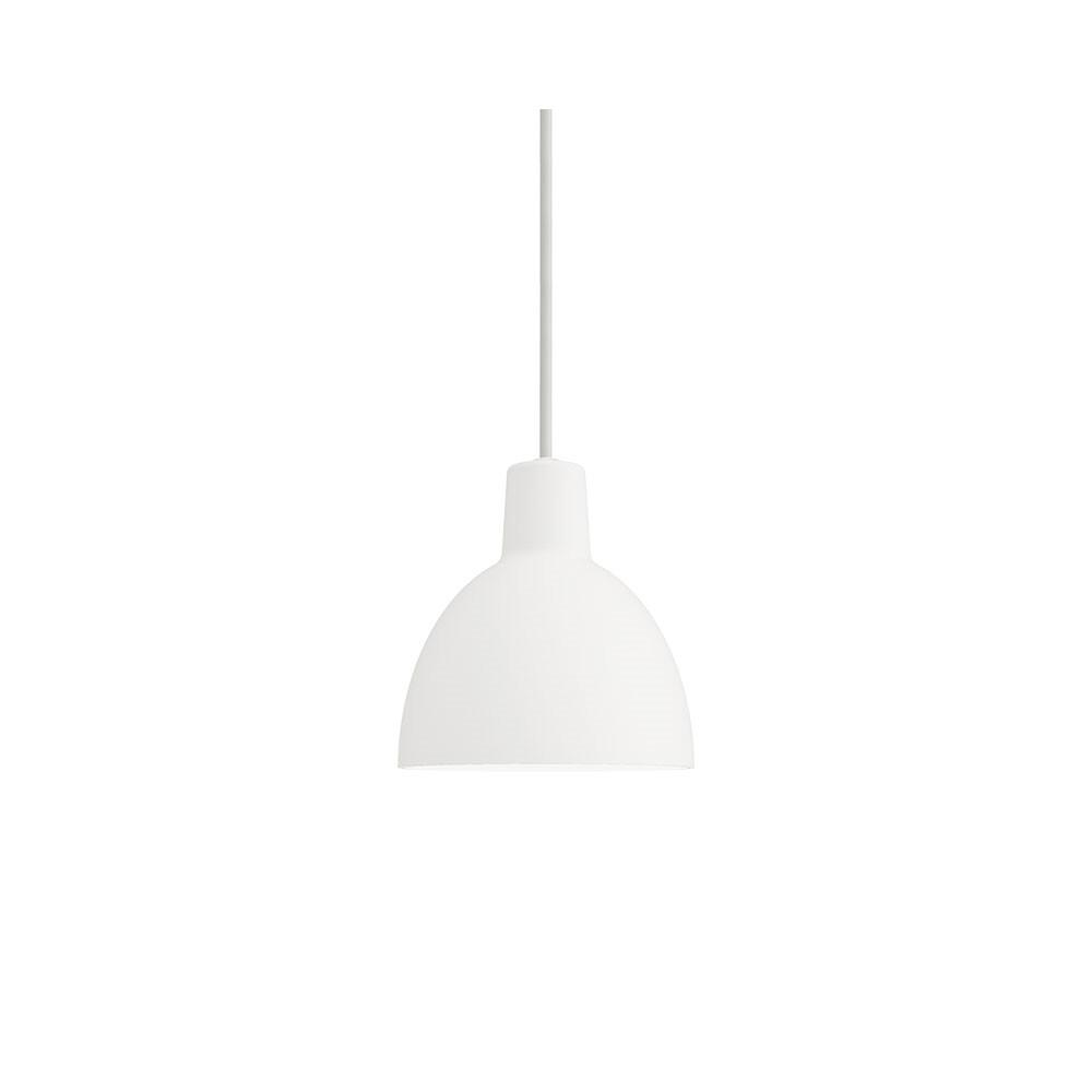 Toldbod 120 Pendel Hvid - Louis Poulsen