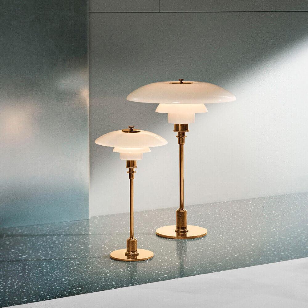 Louis Poulsen at | Bordlampe, Lampe, Lamper