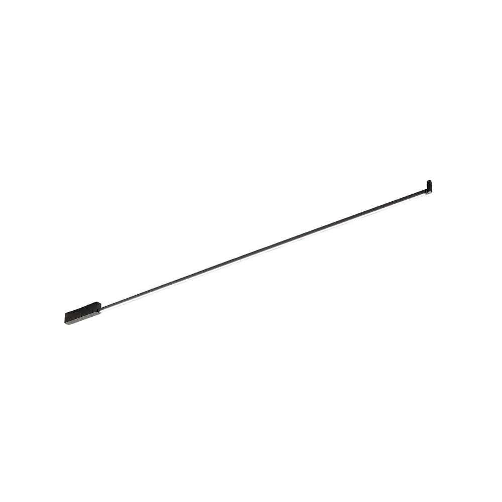Image of Stripe 2000 Væg-/Loftlampe Black - Light-Point (16180967)