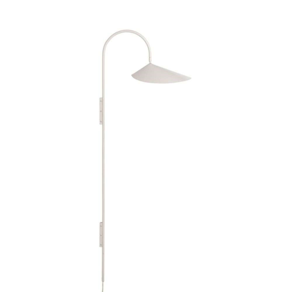Image of Arum Tall Væglampe Cashmere - Ferm Living (15990656)
