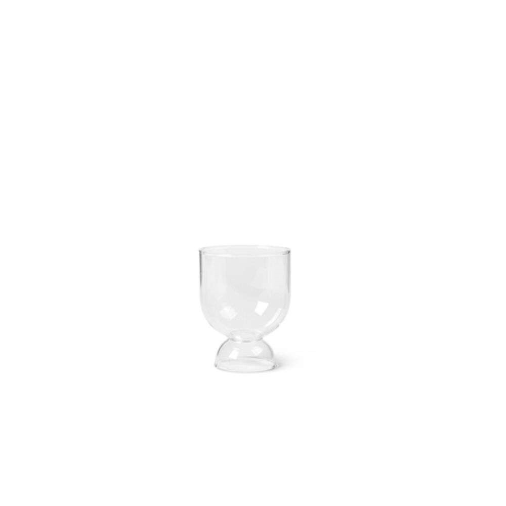 Image of Still Glasses Set of 2 Clear - Ferm Living (16161530)