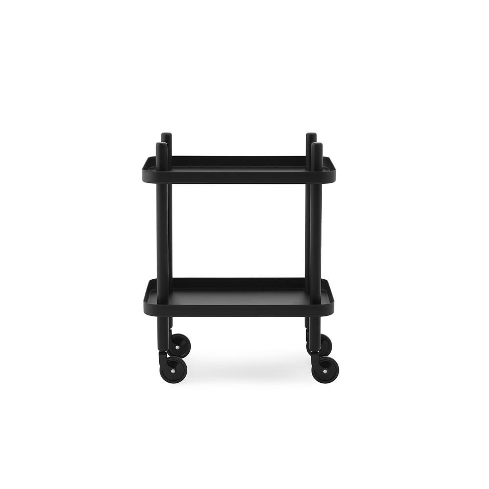 Image of Block Table Black/Black - Normann Copenhagen (16465770)