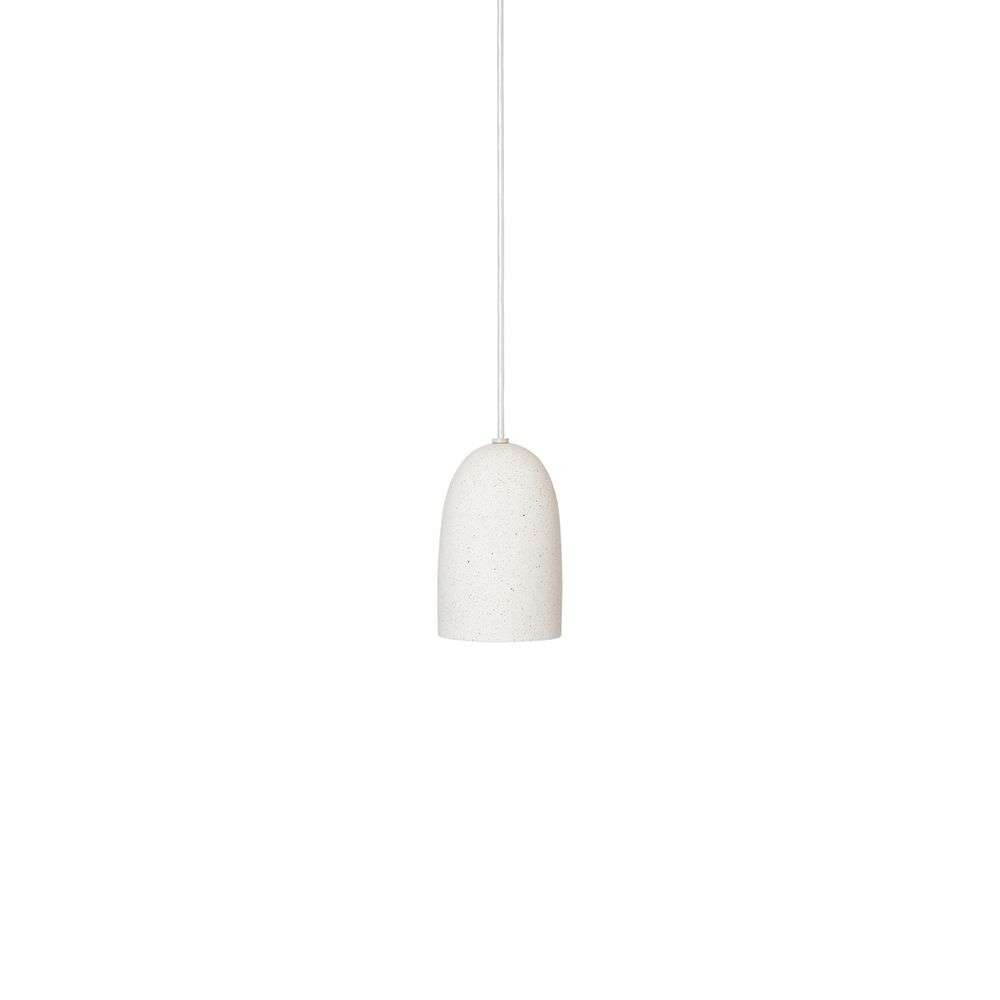 Speckle Pendel Small Off-White - Ferm Living thumbnail