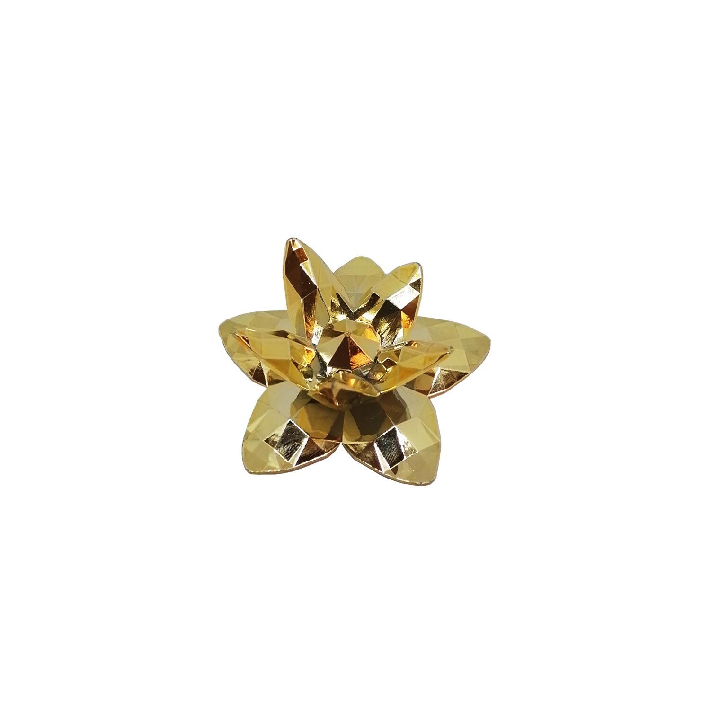 Billede af Blomst til Bloom Guld - Kartell