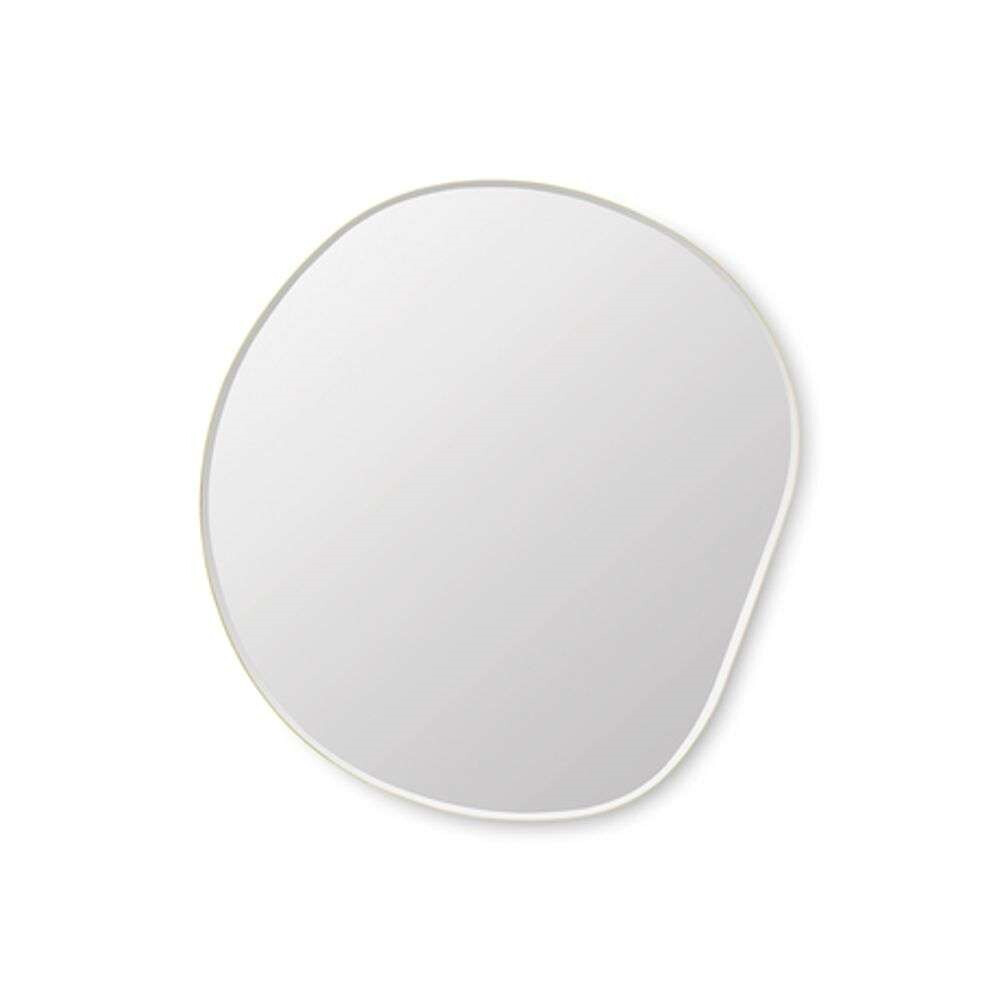 Image of Pond Mirror XL Brass - Ferm Living (16190880)