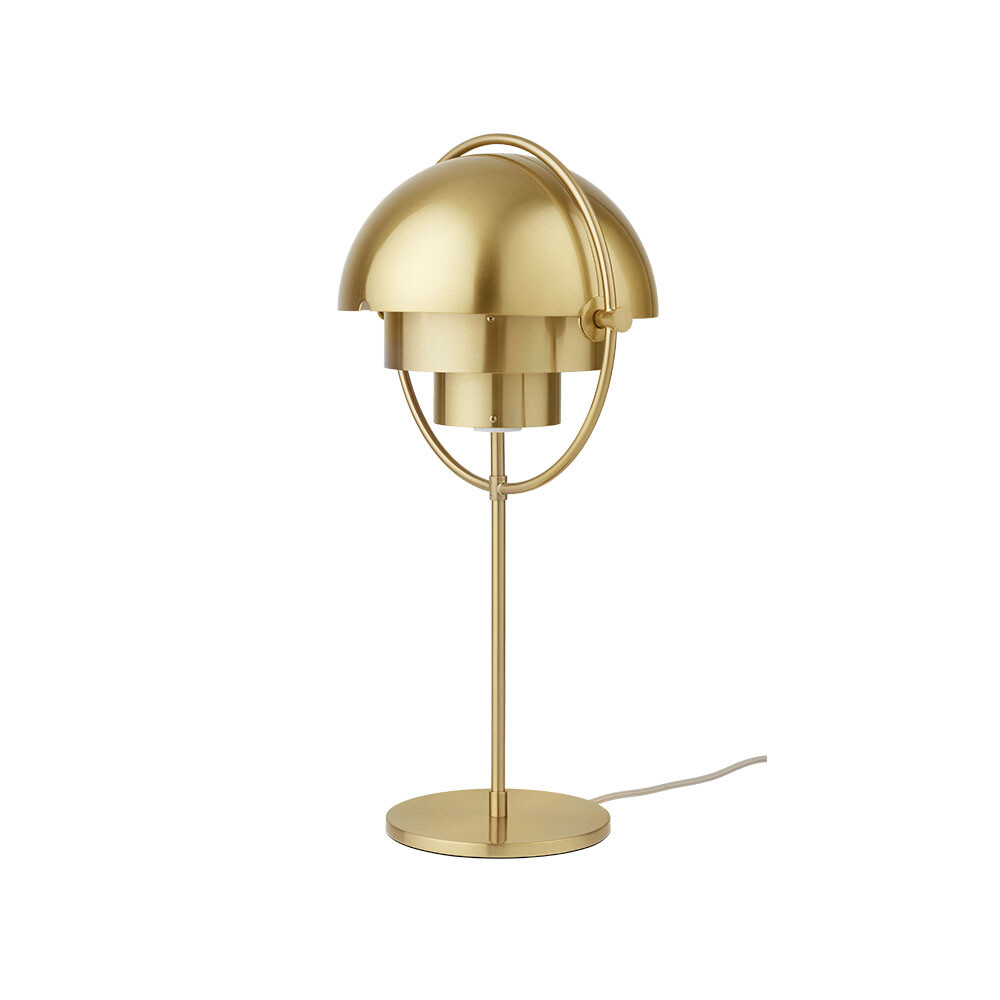 Multi Lite Bordlampe All Brass GUBI