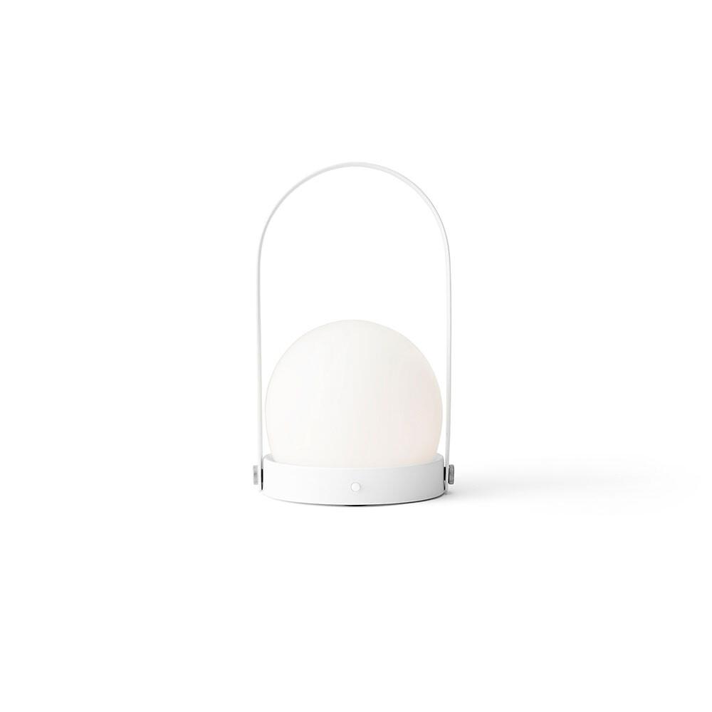 Carrie LED Bordlampe White – Menu