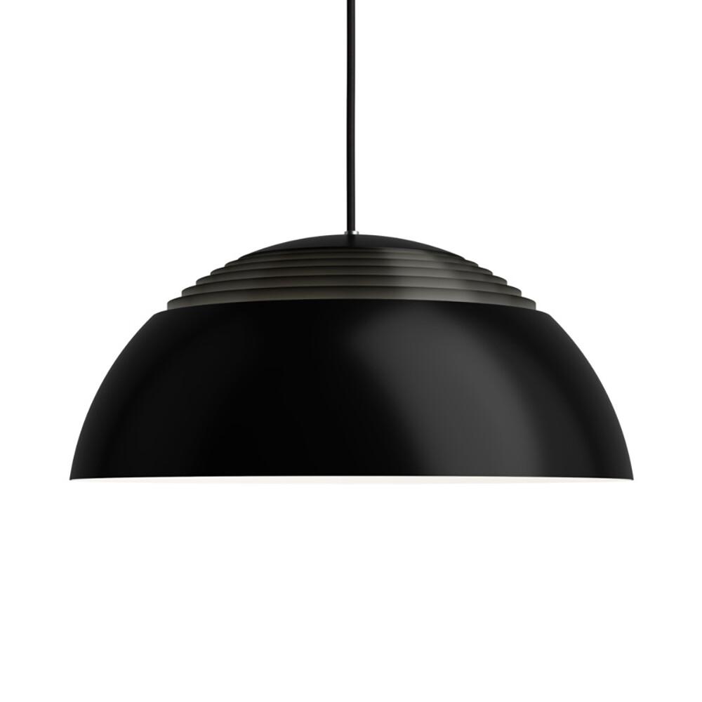 AJ Royal 500 LED Pendel Sort - Louis Poulsen