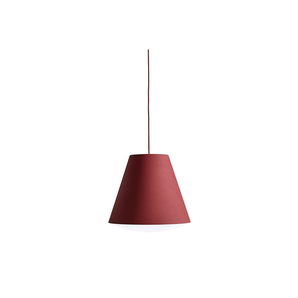 Image of Sinker L Pendel Red - HAY (15284388)