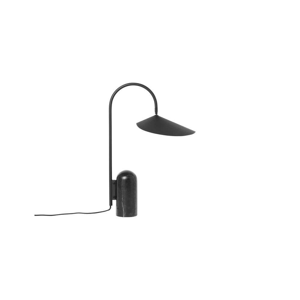 Image of Arum Bordlampe Black - Ferm Living (15990619)