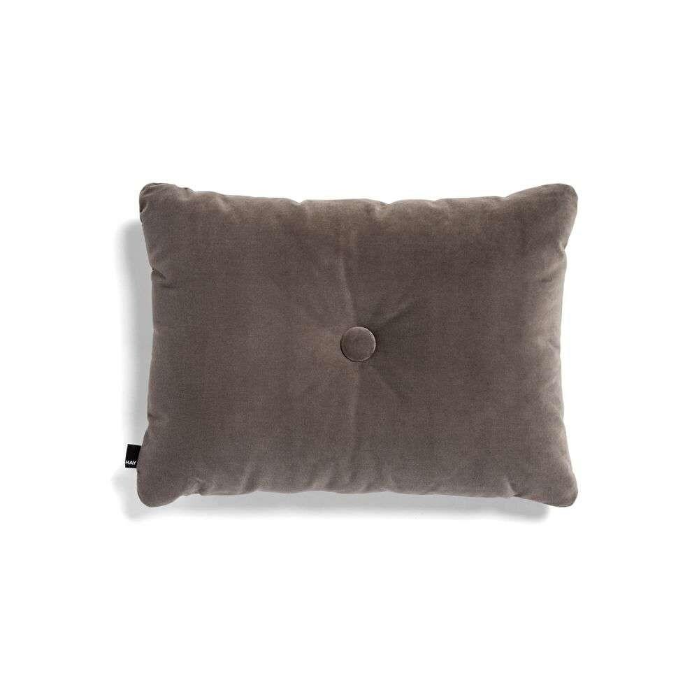 Dot Cushion 1 Dot Soft Warm Grey - HAY thumbnail