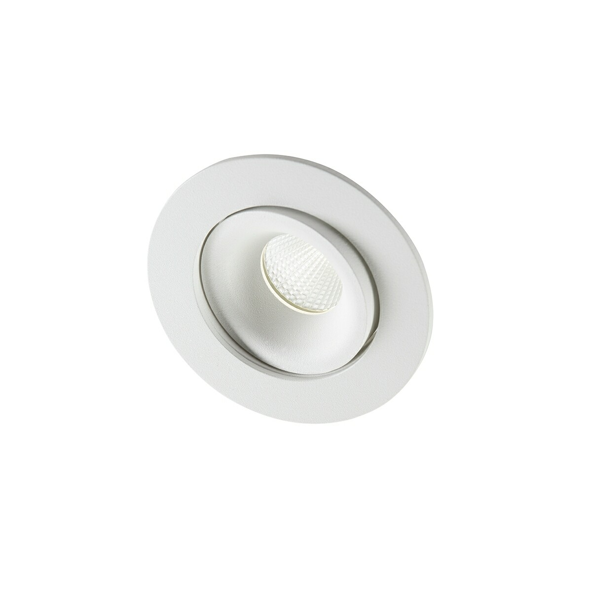 Logic Round LED 3000K Loftlampe Hvid – LIGHT-POINT