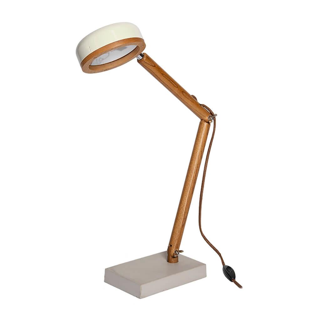 HIPP LED Bordlampe Vintage White – Piffany Copenhagen