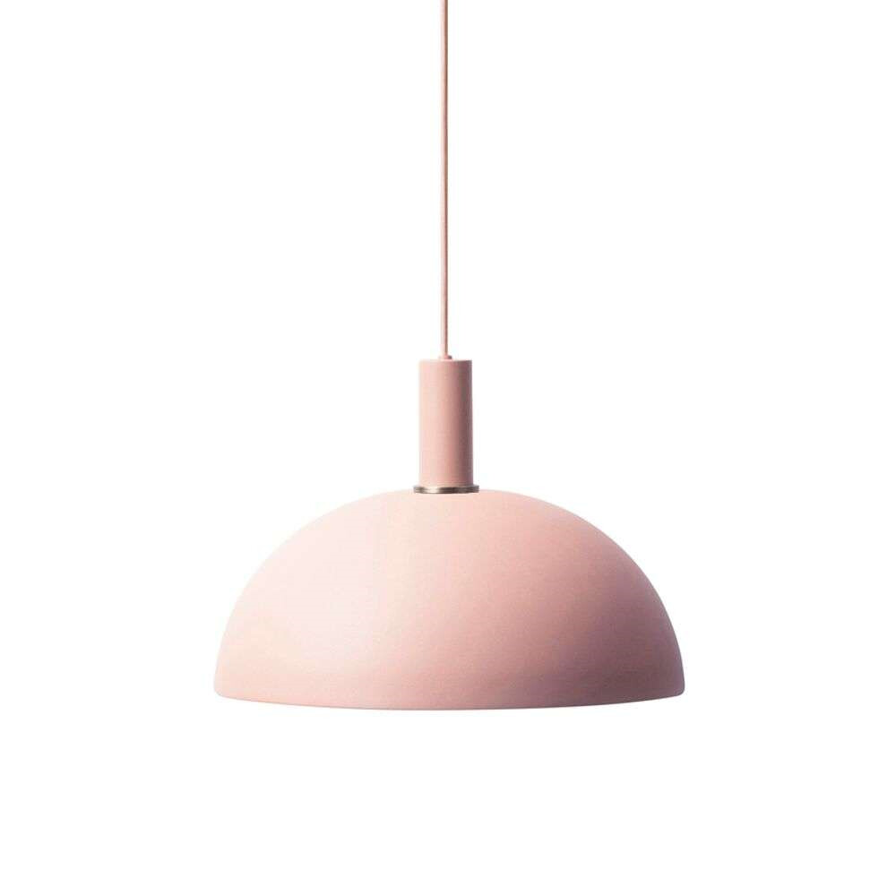 Image of Collect Pendel Dome Low Rose - Ferm Living (15998568)
