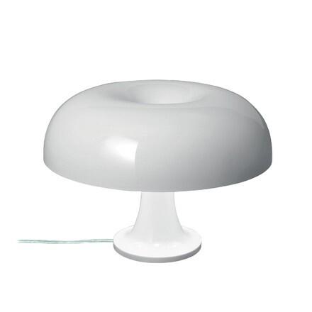 Billede af Nessino Bordlampe Hvid - Artemide