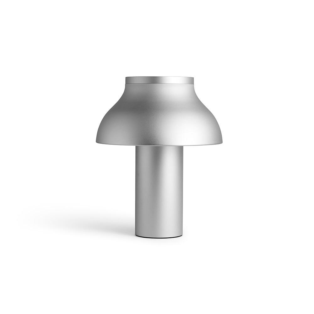 Image of PC Bordlampe L Aluminium - HAY (15284337)