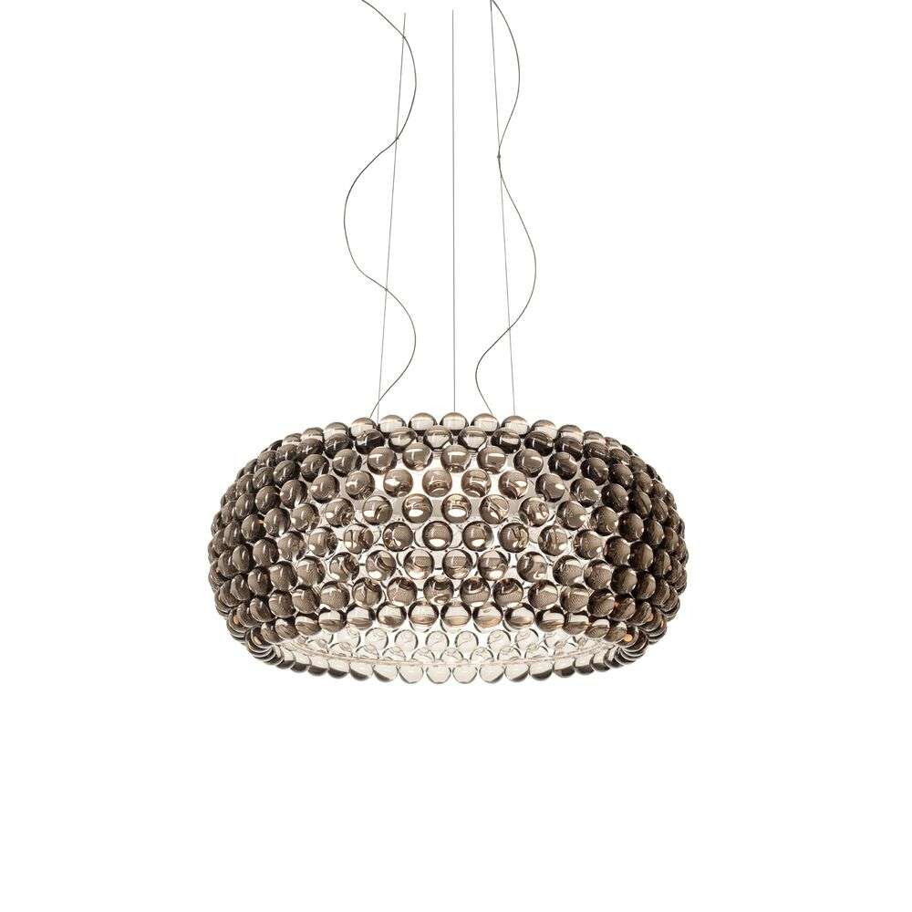 Billede af Caboche Plus LED Grande Pendel 3,2m Grey - Foscarini