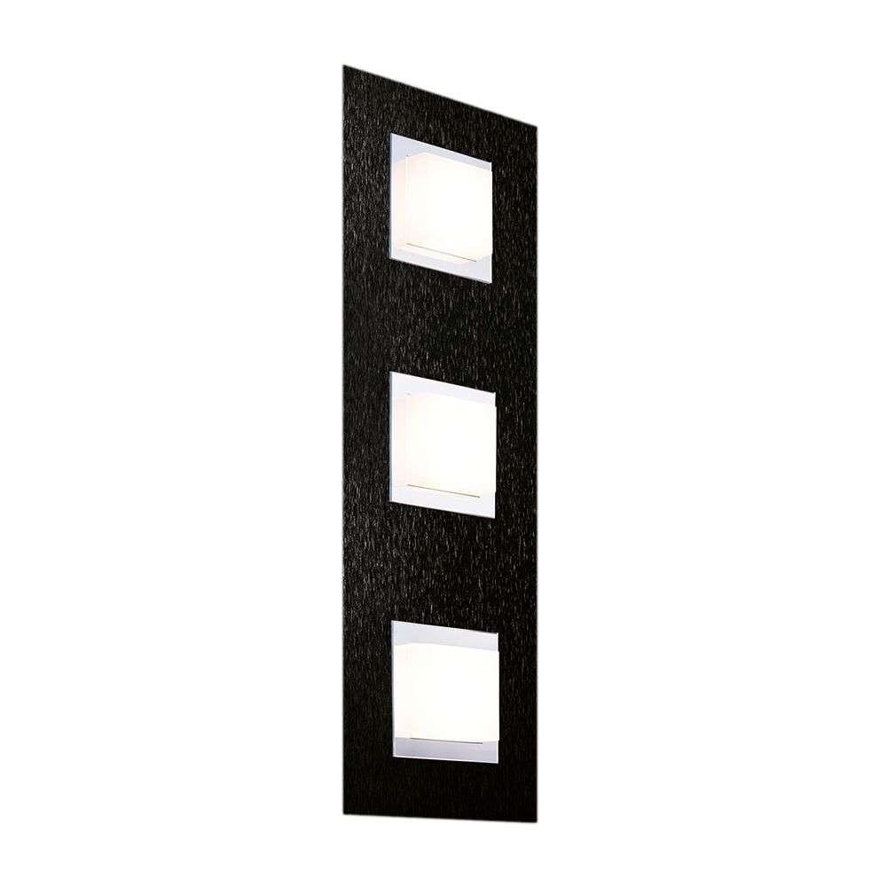 Basic 73 LED Væg-/Loftlampe Black – Grossmann