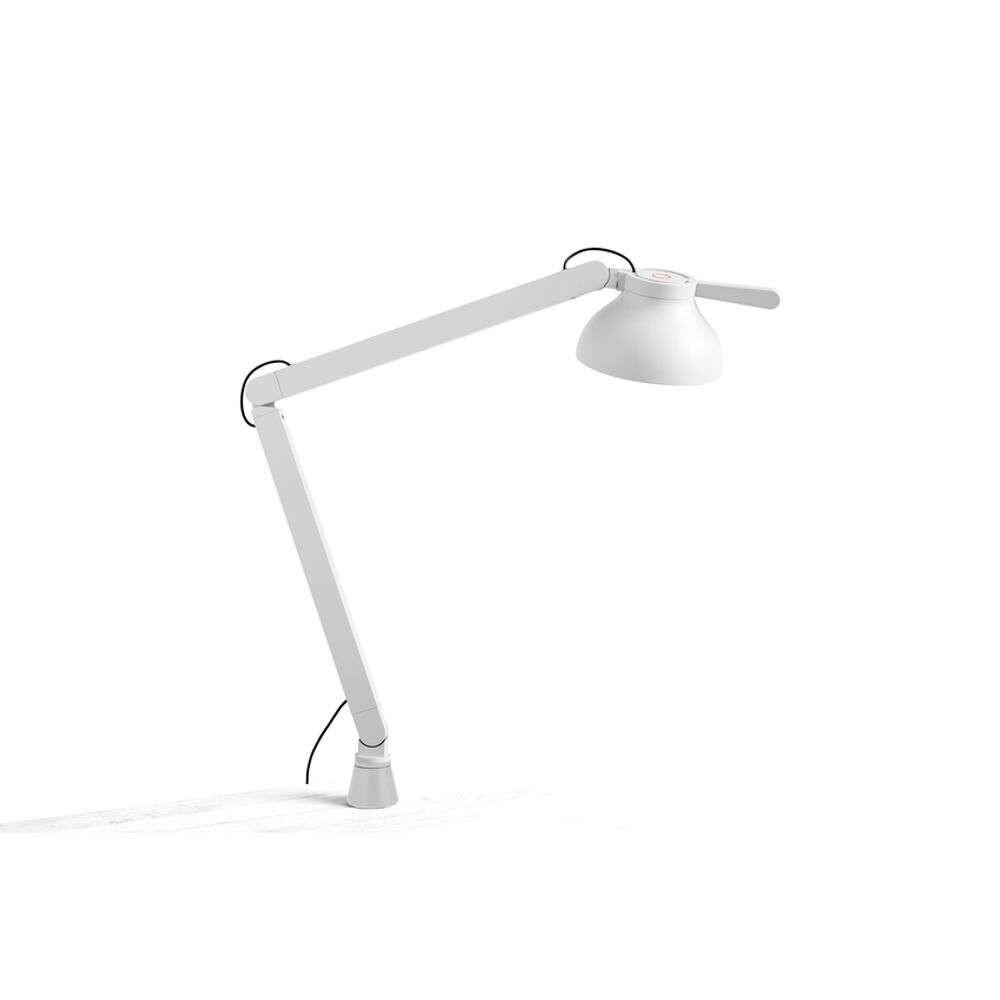 Billede af PC Task Double Arm Insert Bordlampe Ash Grey - HAY