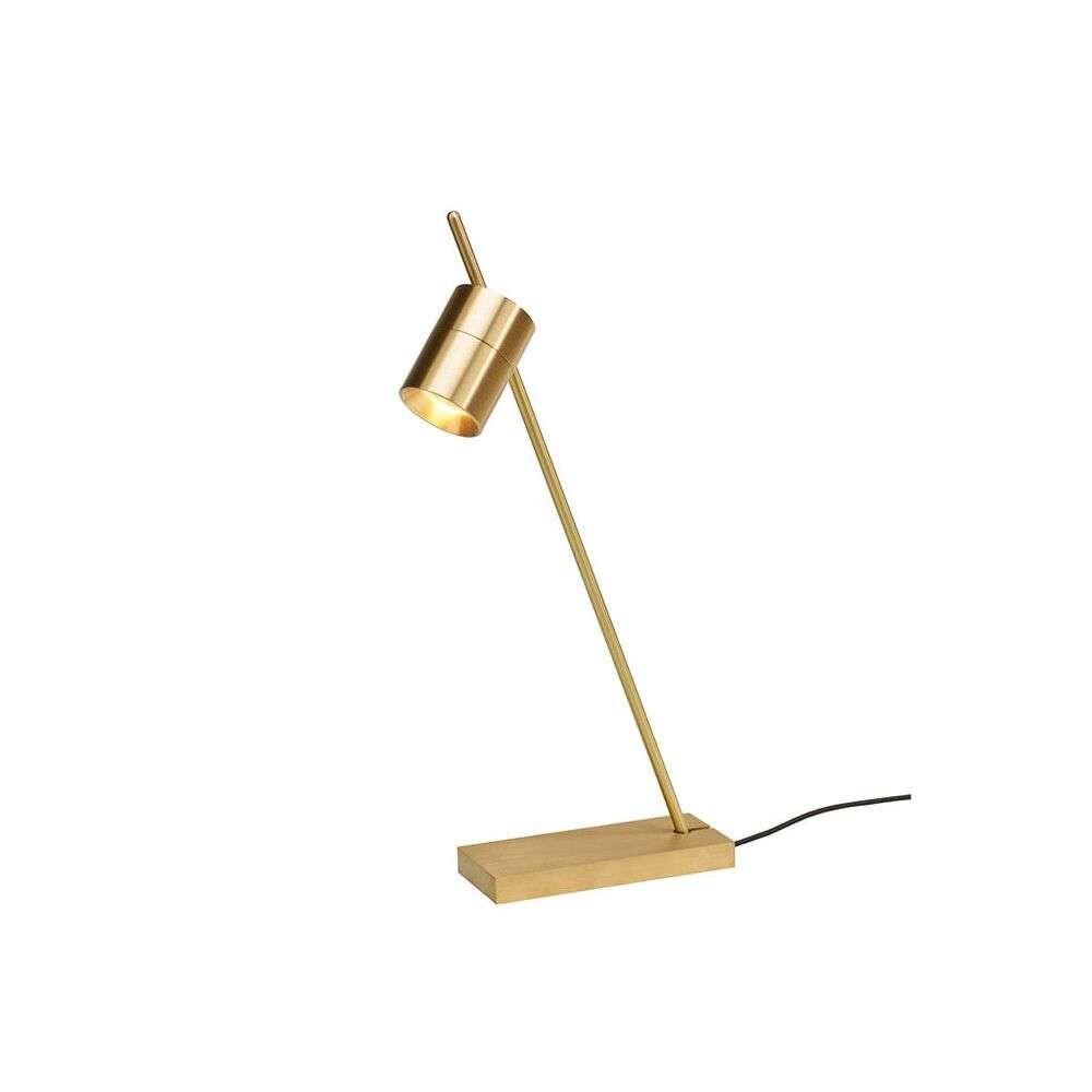 Aude Bordlampe 2700K Brass – Trizo21