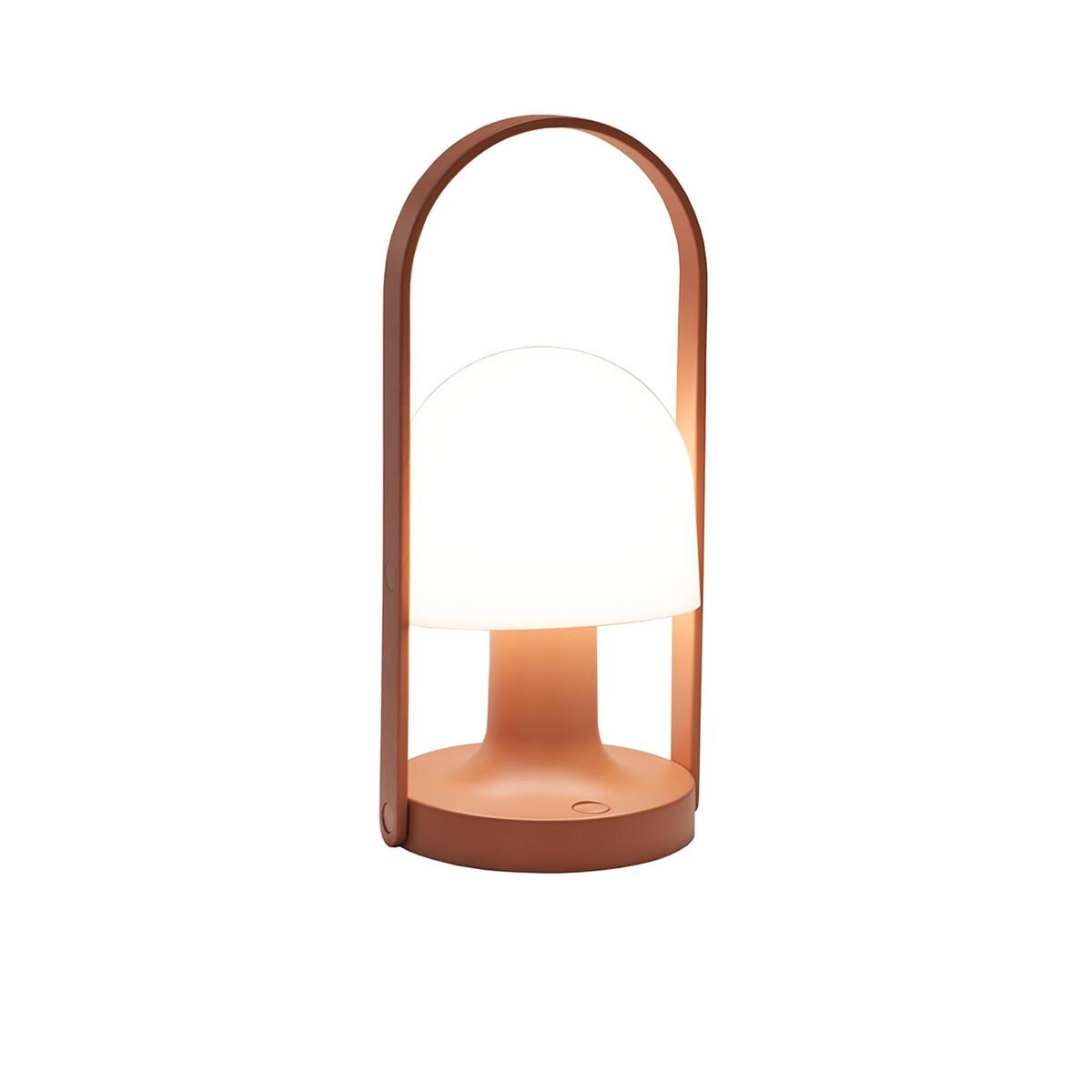 FollowMe Bordlampe Terracotta - Marset thumbnail