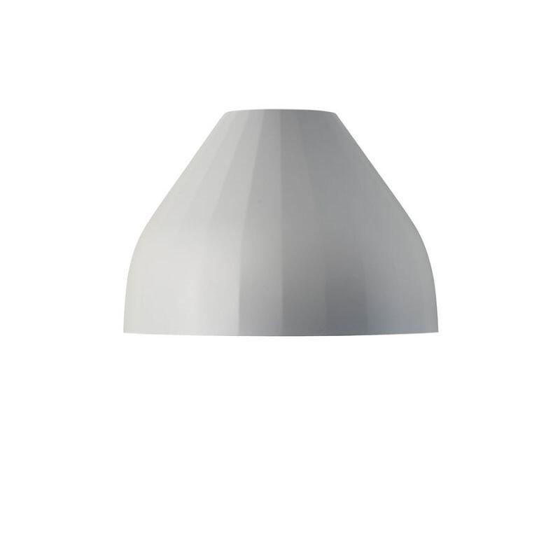 Facet Udendørs Væglampe Lys Grå - Le Klint