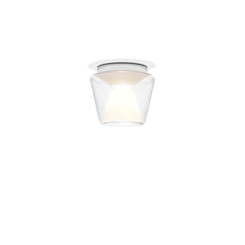 Annex LED Loftlampe S Clear/Opal – Serien Lighting