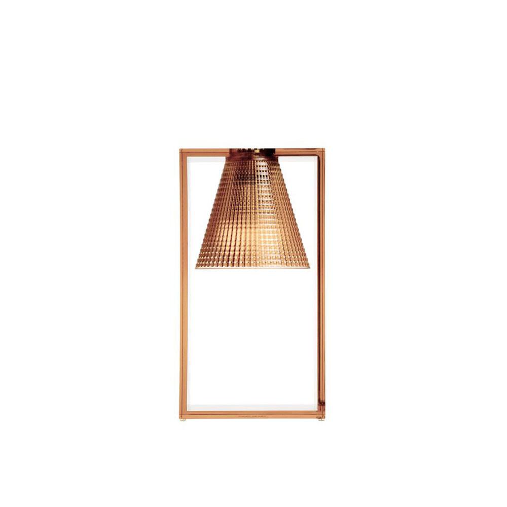 Billede af Light Air Bordlampe Sculped Pink - Kartell