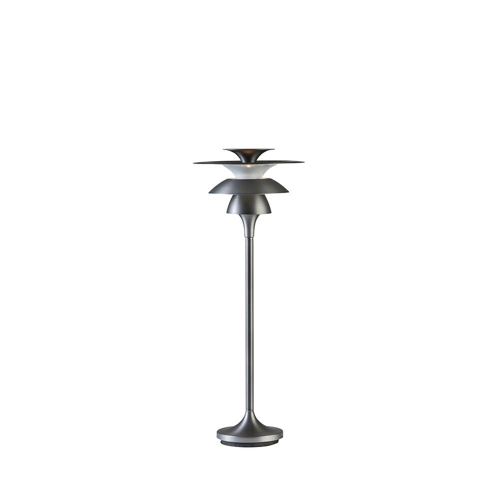 Picasso Bordlampe H465 Oxidgrå LED – Belid