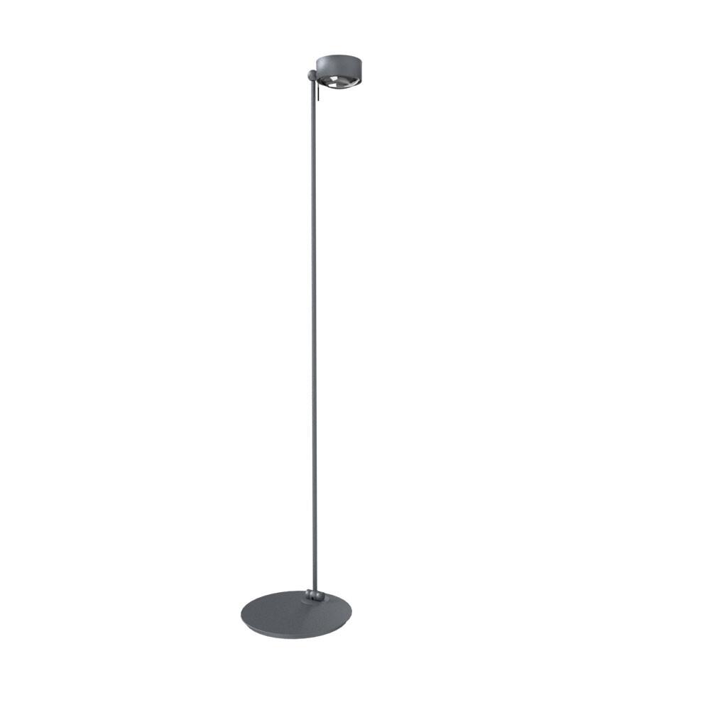 Puk Maxx Mini LED Gulvlampe Mat Krom – Top Light
