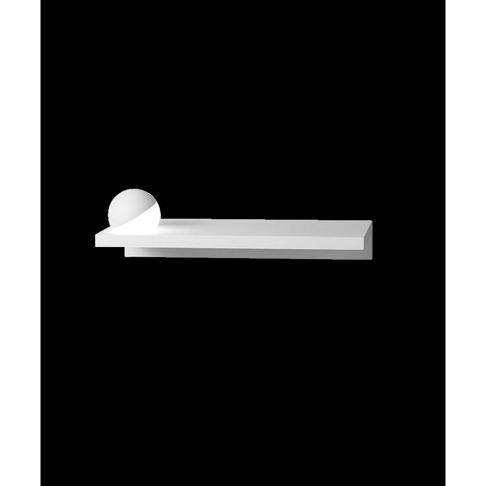 Trixy W1 LED 3000K L Væglampe Hvid – LIGHT-POINT