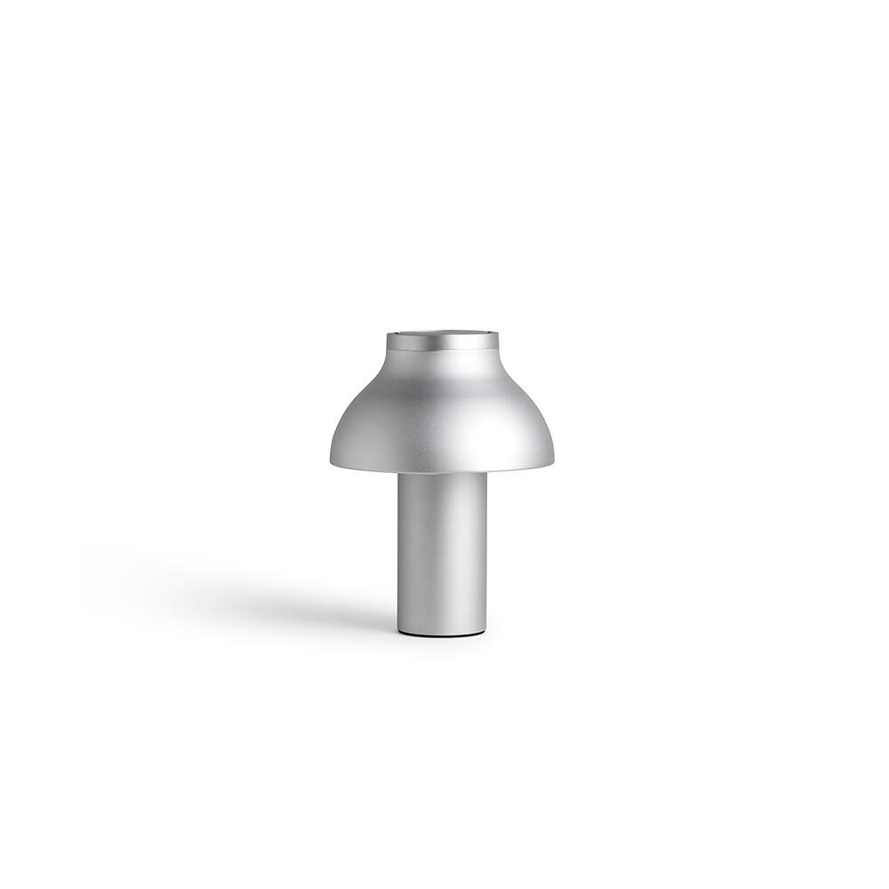 Image of PC Bordlampe S Aluminium - HAY (15284381)