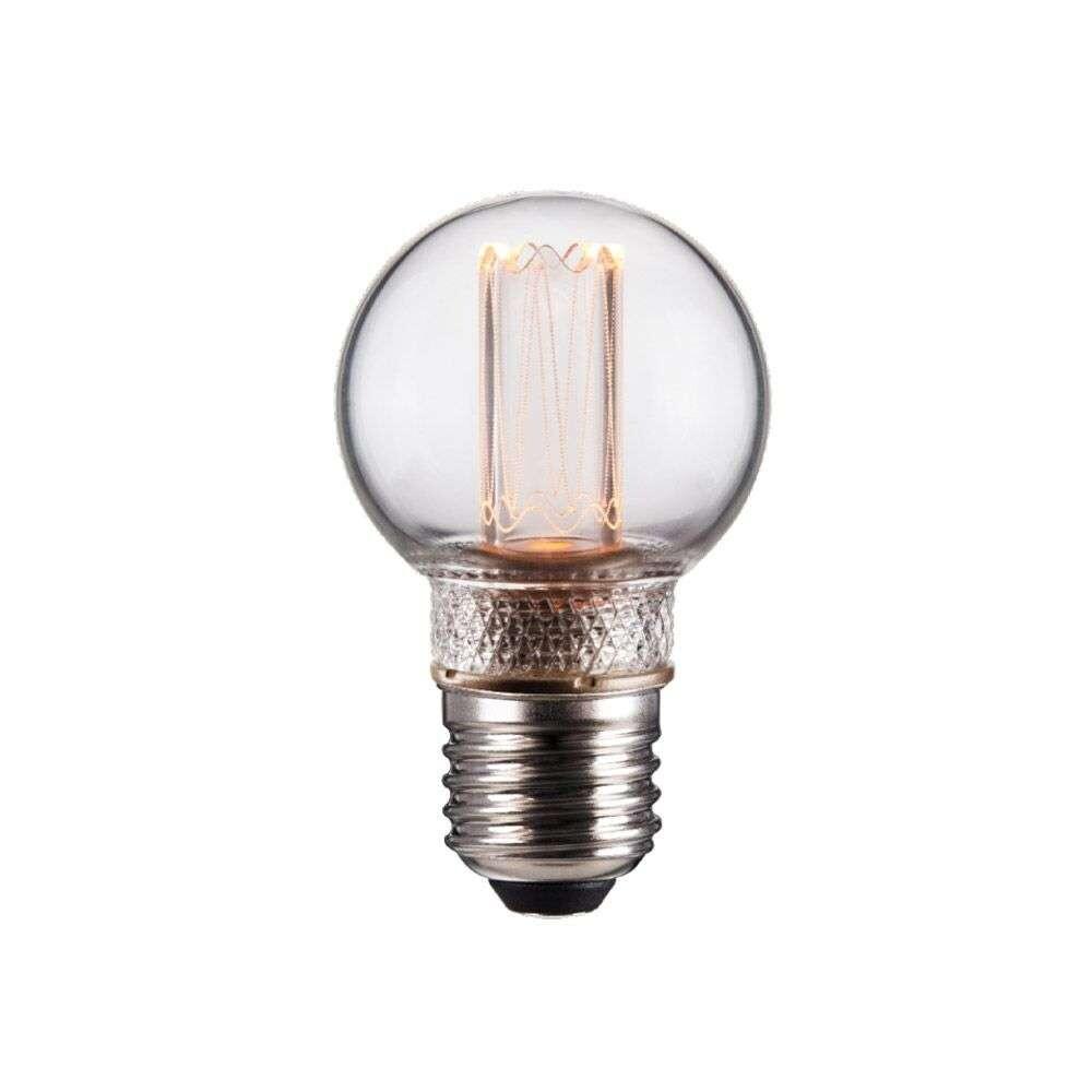 Pære LED 2W Krone Blitz 3-Step E27 - Colors thumbnail