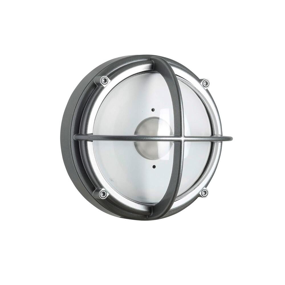Skot Loftlampe LED Klar/Alu – Louis Poulsen