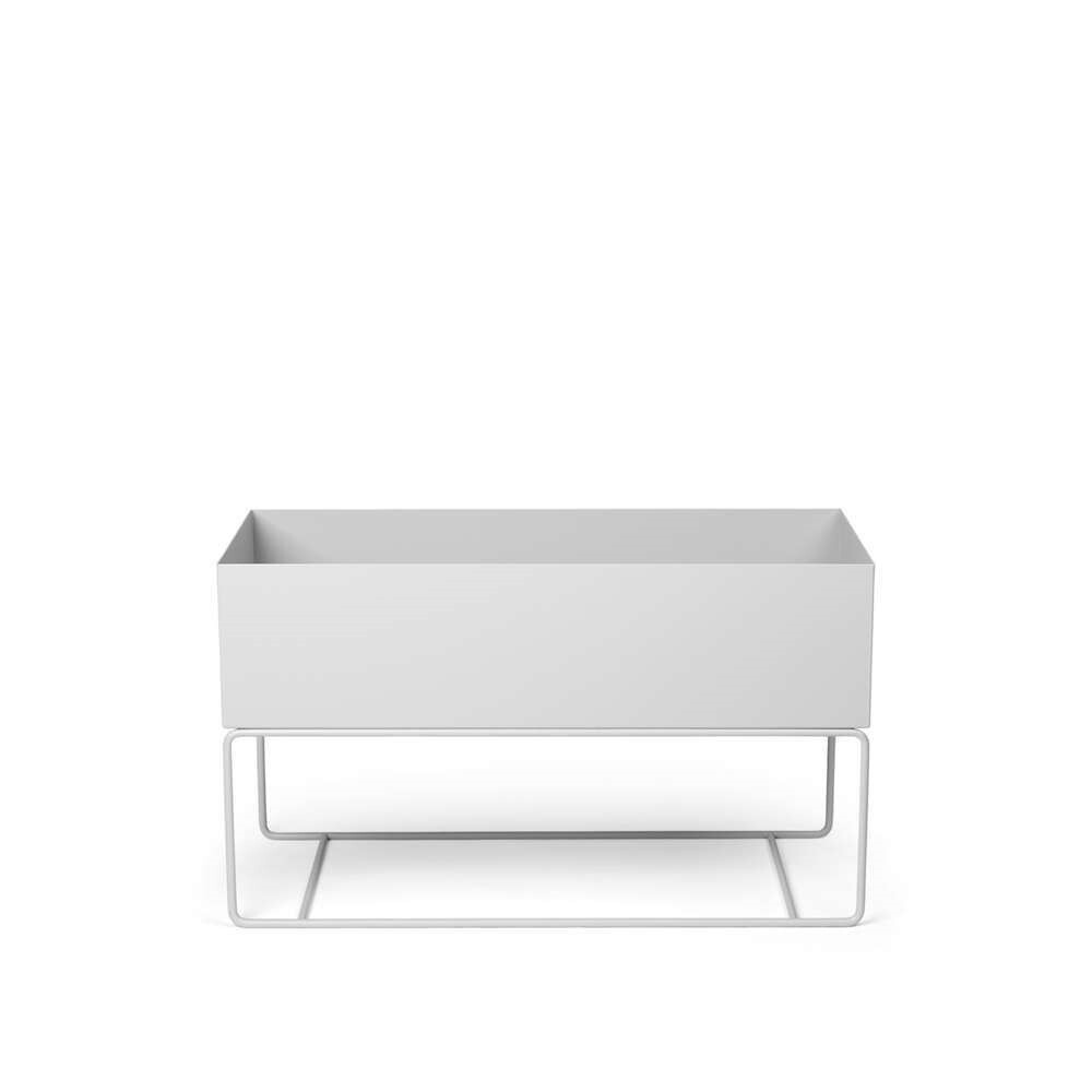 Image of Plant Box Large Light Grey - Ferm Living (16085592)