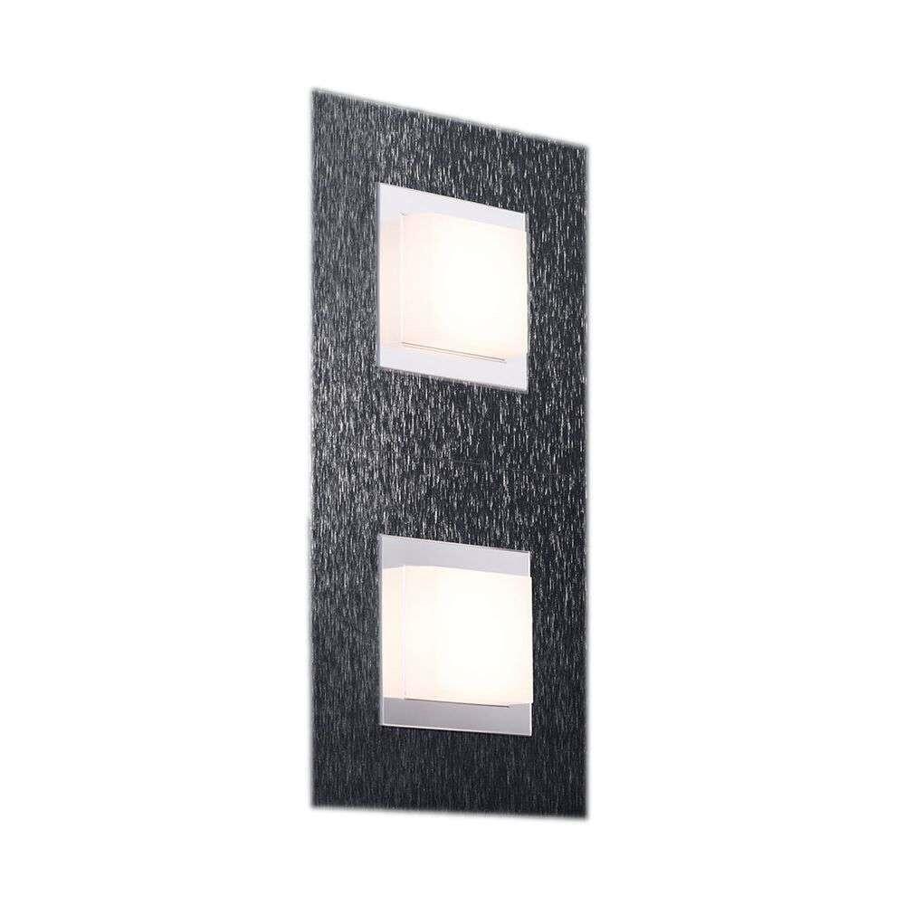 Basic 52 LED Væg-/Loftlampe Anthracite – Grossmann