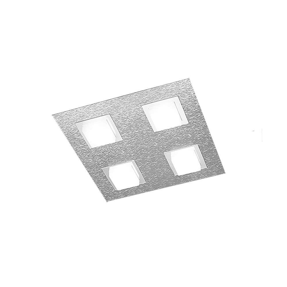 Basic 74 LED Loftlampe Aluminium – Grossmann