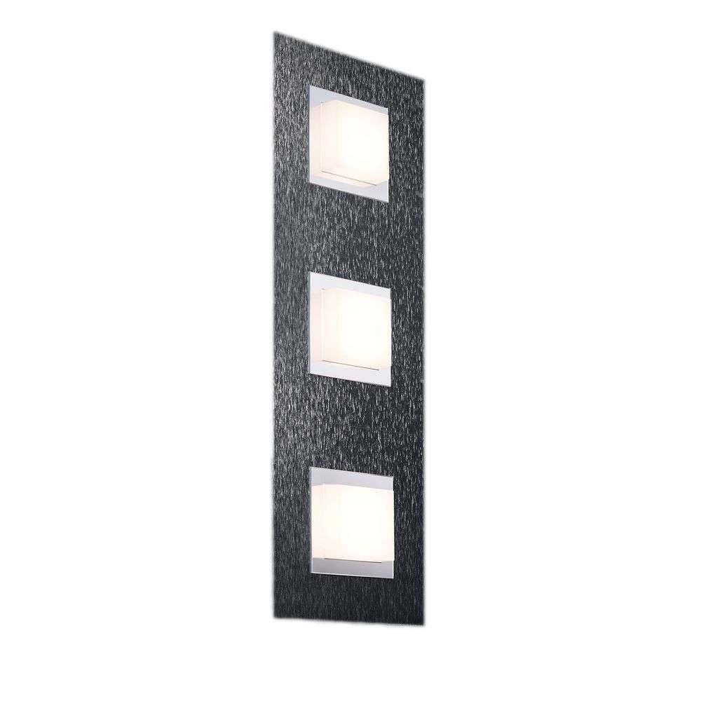 Basic 73 LED Væg-/Loftlampe Anthracite – Grossmann