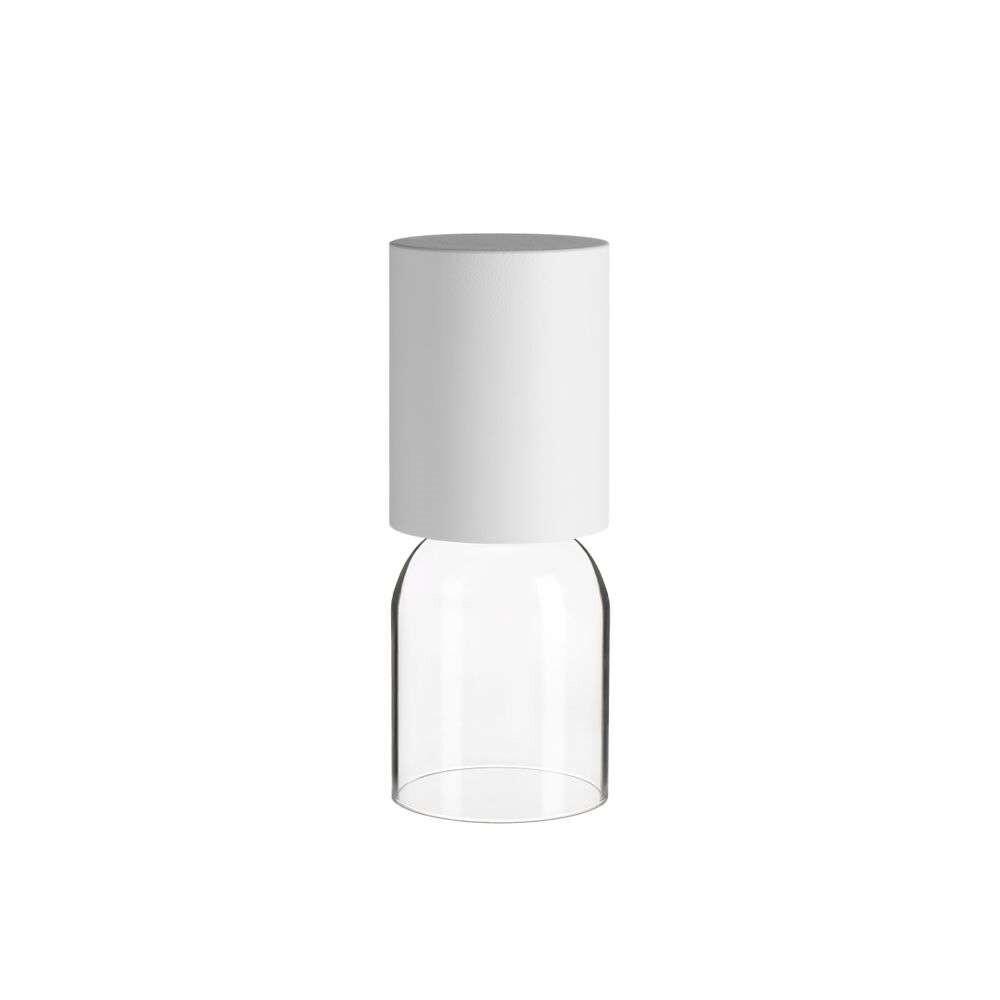 Nui Mini LED Rechargable Bordlampe White – Luceplan