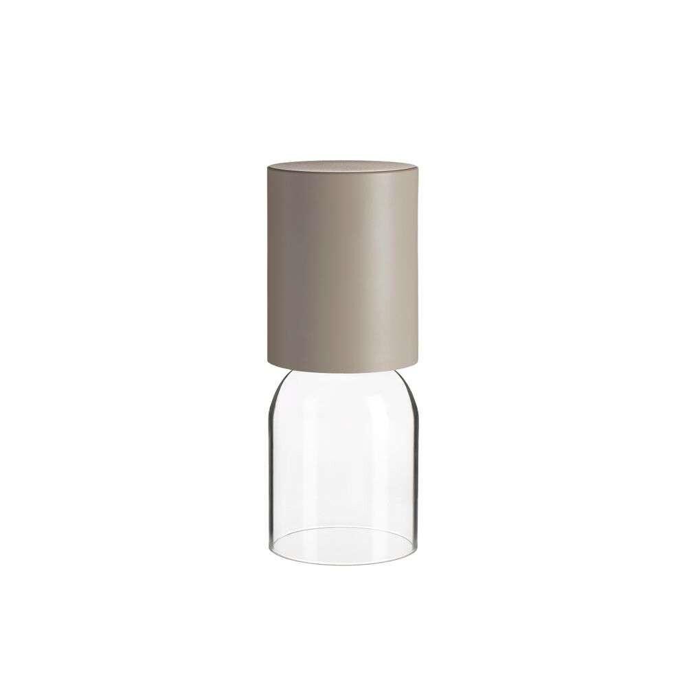 Nui Mini LED Rechargable Bordlampe Sand – Luceplan