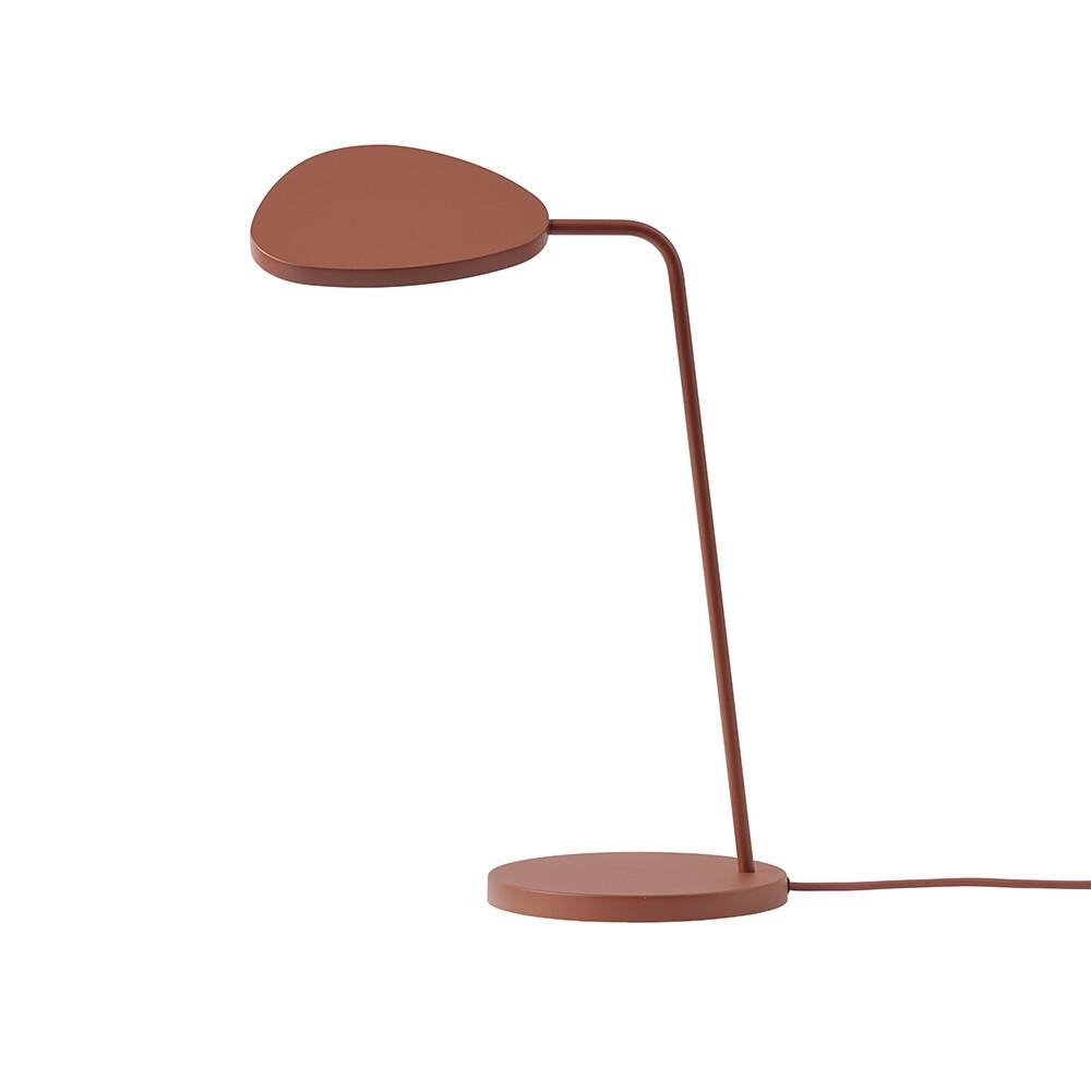 Billede af Leaf Bordlampe Copper Brown - Muuto